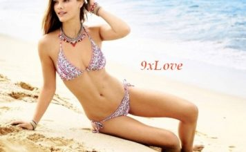 Nina Agdal rực rỡ bikini trên biển